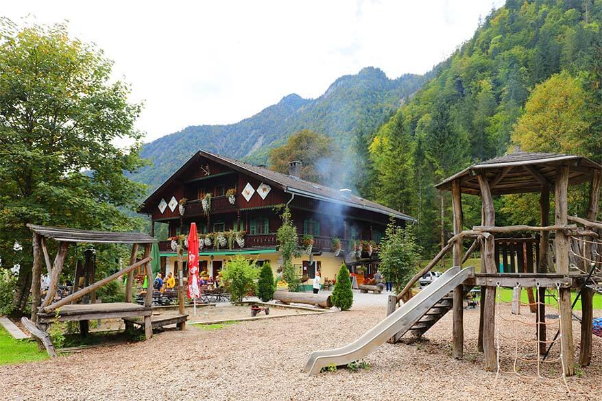 Gasthof Kaiserhaus in Brandenberg Alpbachtal region Austria