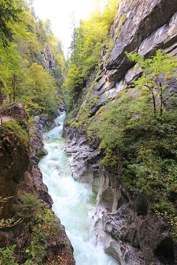Kaiserklamm - Kaiser gorge in Tyrol Austria