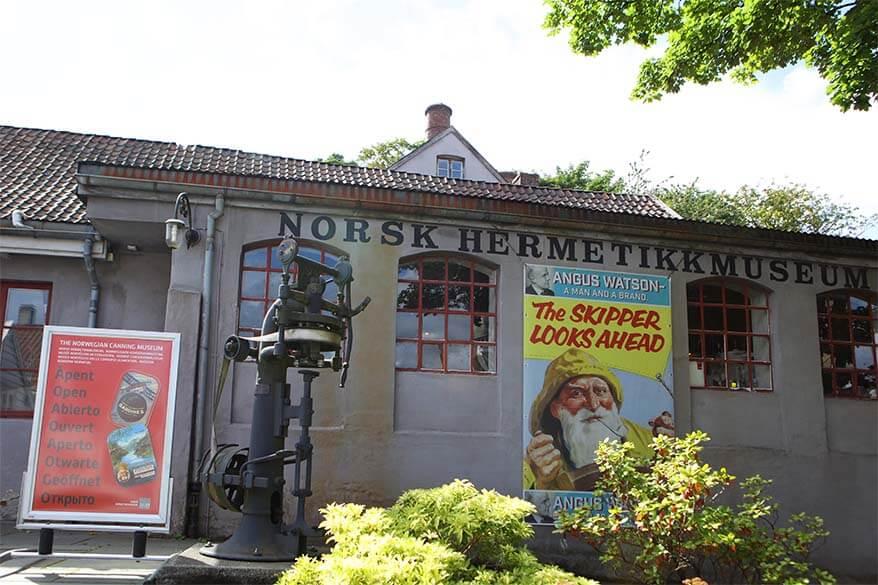 The Norwegian Canning Museum