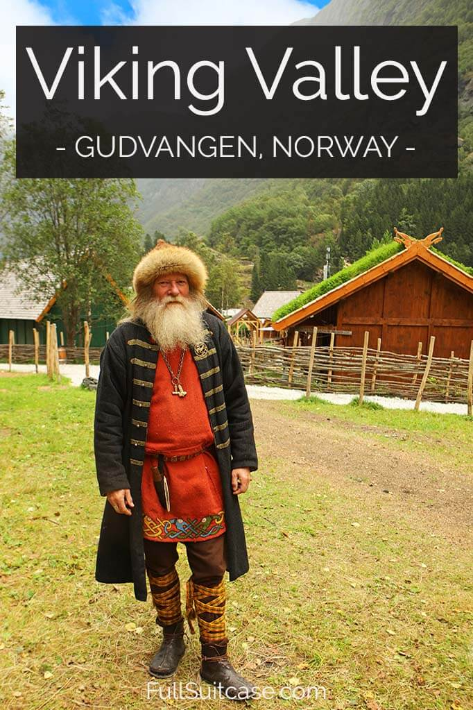 Viking Valley Njardarheimr in Gudvangen is one of the highlights of the Flam area in Norway