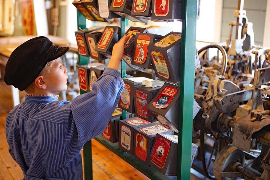 What to Expect When Visiting The Norwegian Canning Museum in Stavanger