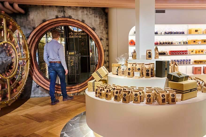 Best things to do in Antwerp - Belgian chocolate museum