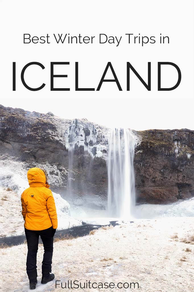 Best winter day trips and tours from Reykjavik in Iceland