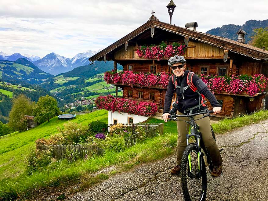 E-Bike Tour in Alpbachtal, Austrian Tyrol: What to Expect & Tips