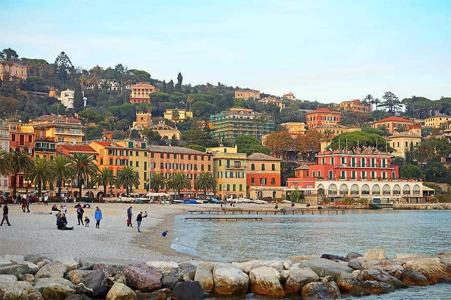 Most beautiful coastal towns of italian riviera for Small east coast beach towns