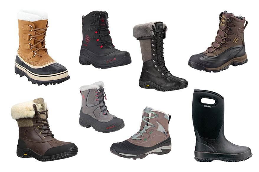 Best winter boots for travel