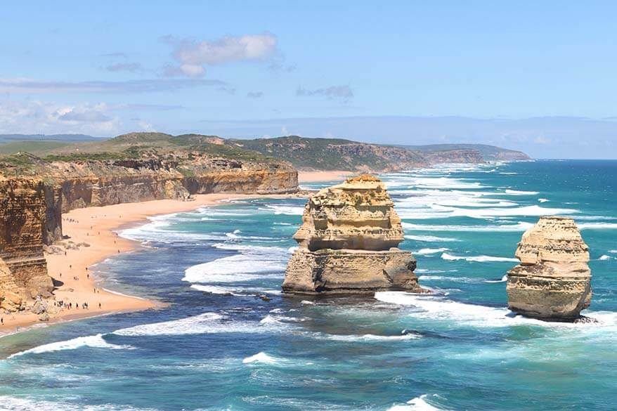 Australia trip itinerary - 5 weeks visting Sydney, Red Centre, Kangaroo Island, Great Ocean Road, Tasmania and more