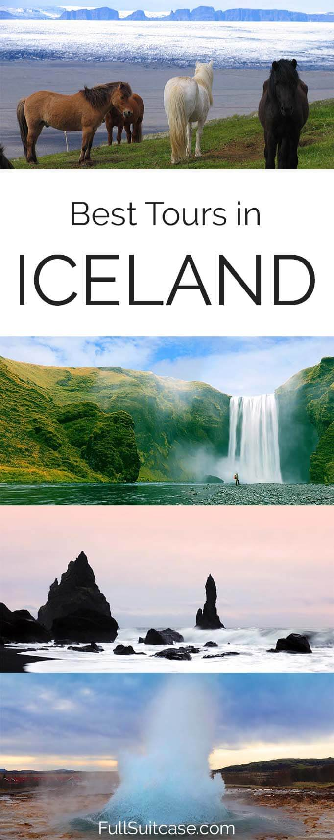 Best guided tours and day trips in Iceland