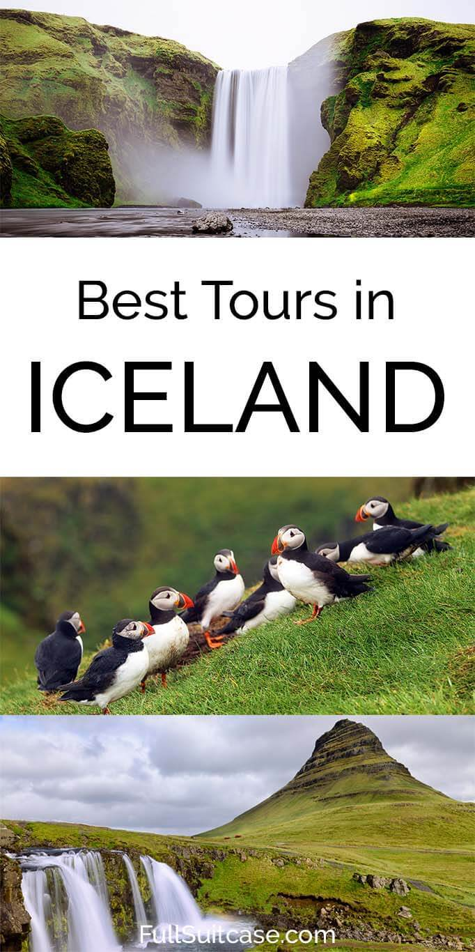 Best tours, excursions, and day trips in Iceland