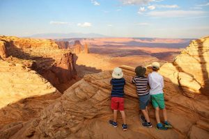 Best lesser known American national parks for a family vacation in the USA