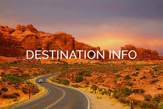 Destination information - best travel destinations worldwide