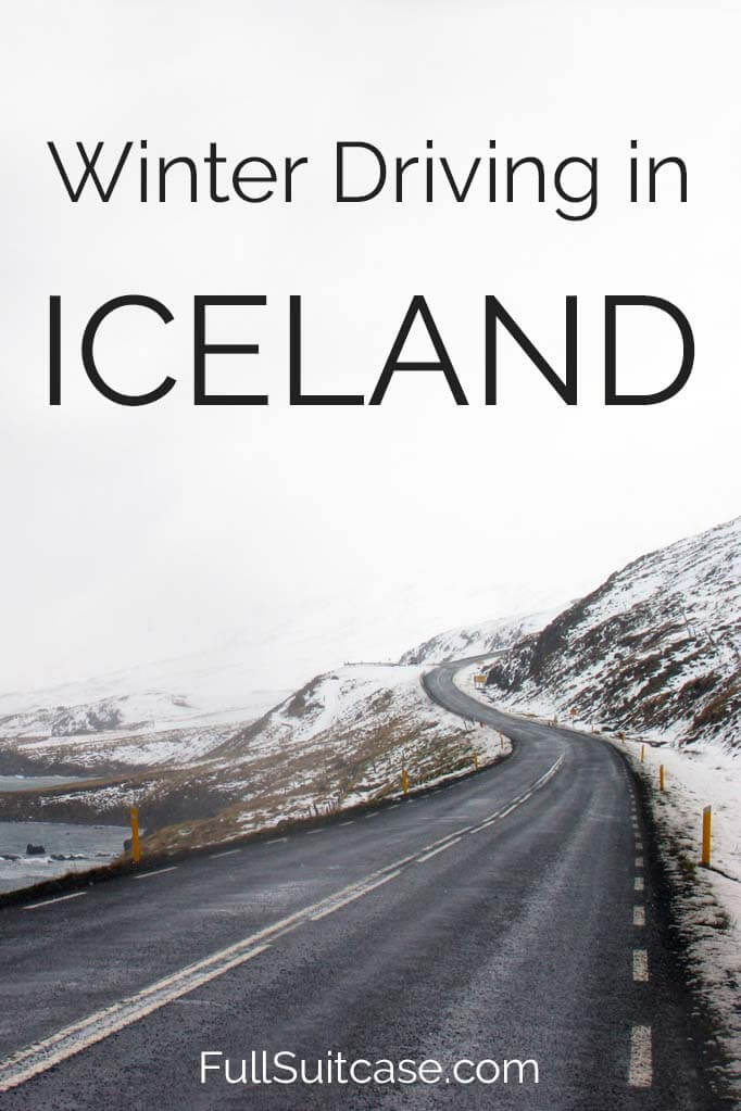 Experience-based tips for a self-drive winter trip in Iceland