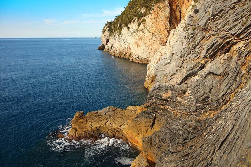 Porto Venere Regional Natural Park Italy