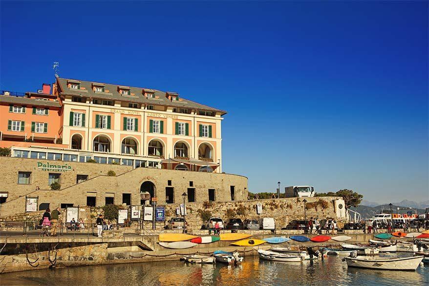 Grand Hotel Portovenere is the best place to stay in Porto Venere - Liguria Italy