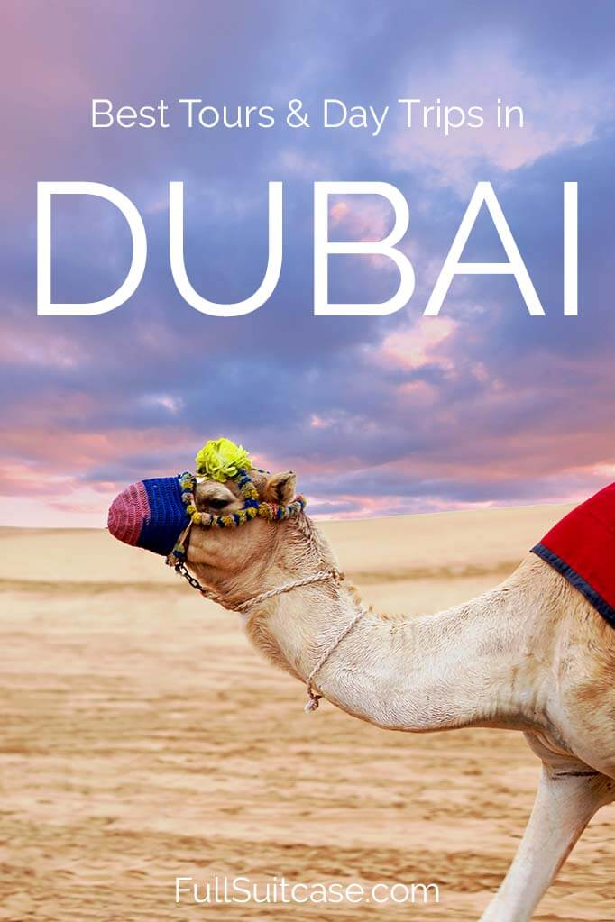 Best Dubai tours, day trips and excursions you shouldn't miss