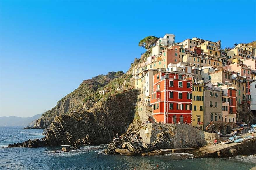 One day in Cinque Terre - suggested itinerary