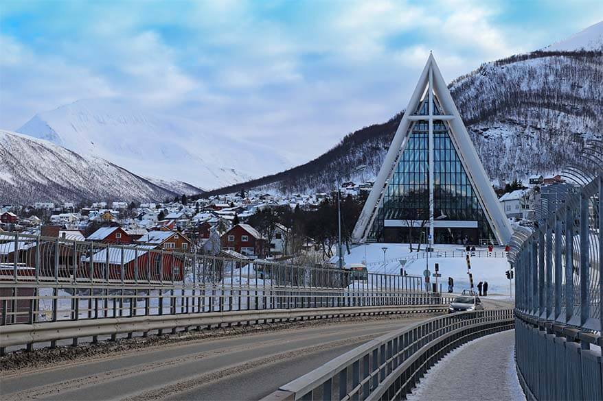 Arctic Cathedral in Tromso