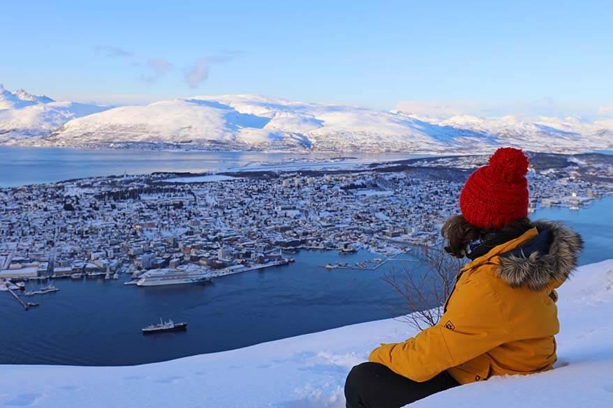 Ticking off the Winter Bucket List in Tromsø Norway