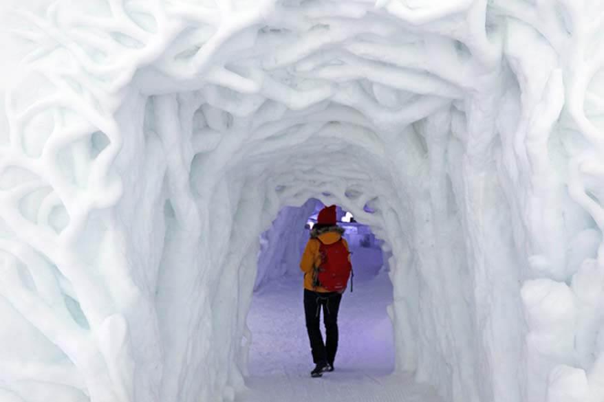 Tromso Ice Domes - Ice Hotel
