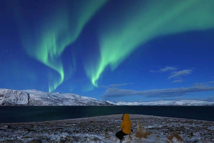 Tromso is one of the best places to see the Northern Lights in the world