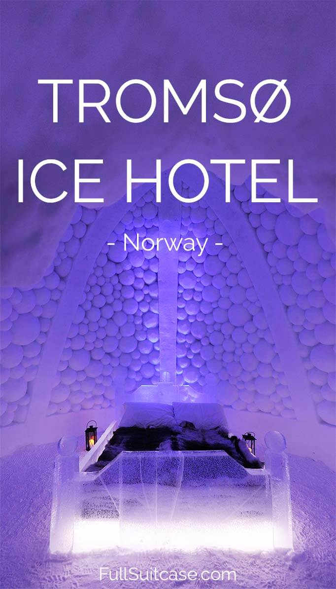 Visit Tromso Ice Hotel in Norway
