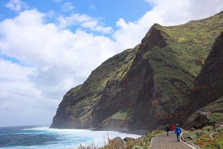 Secret places and hidden gems of Madeira island in Portugal