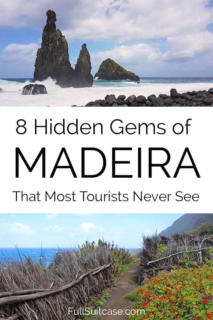 Hidden gems of Madeira that are probably not on your list