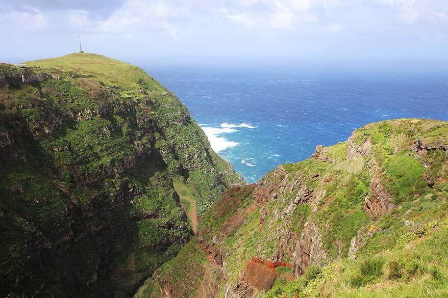 Miradouro Garganta Funda in Madeira