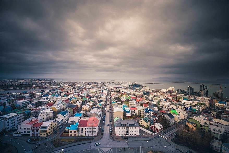 Complete guide to Reykjavik airport transfers in Iceland