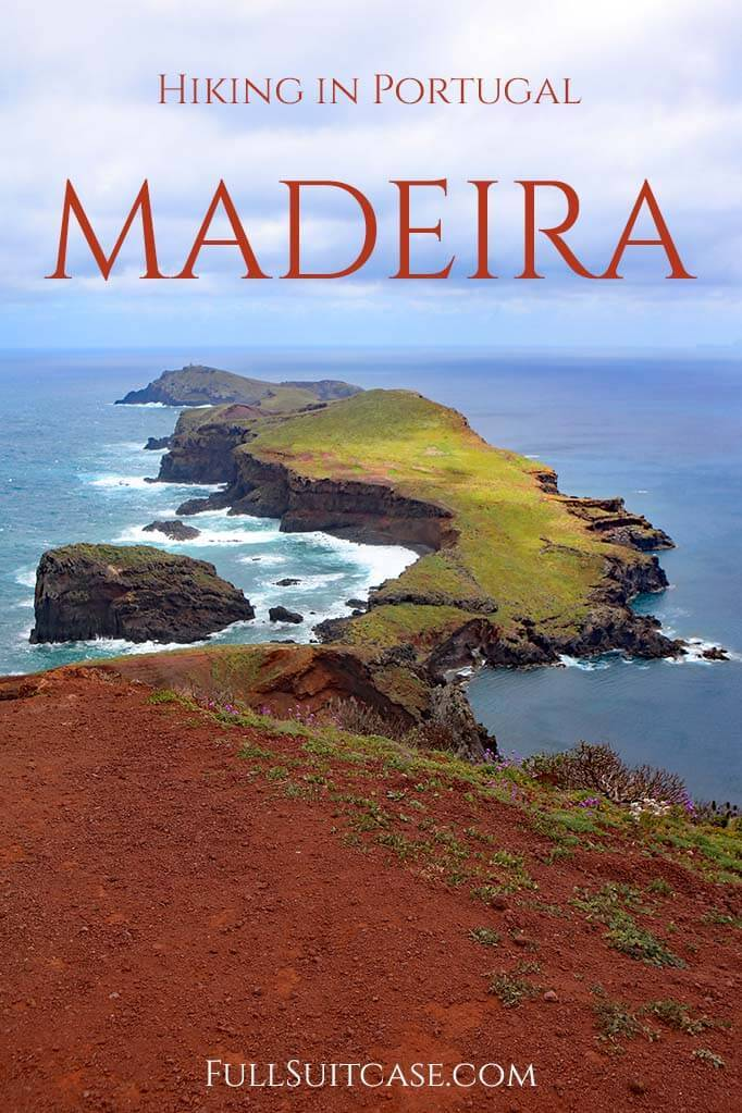 Hiking and trekking in Madeira Portugal