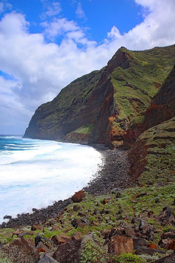 Looking to explore Madeira off the beaten path - take Achadas da Cruz cable car