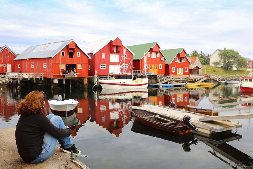 What to pack and what to wear in Norway in summer