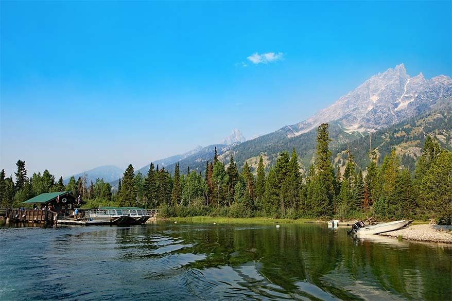 One Day in Grand Teton National Park: Jenny Lake Boat & Inspiration Point Hike
