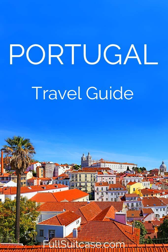 Travel guide for visiting Portugal