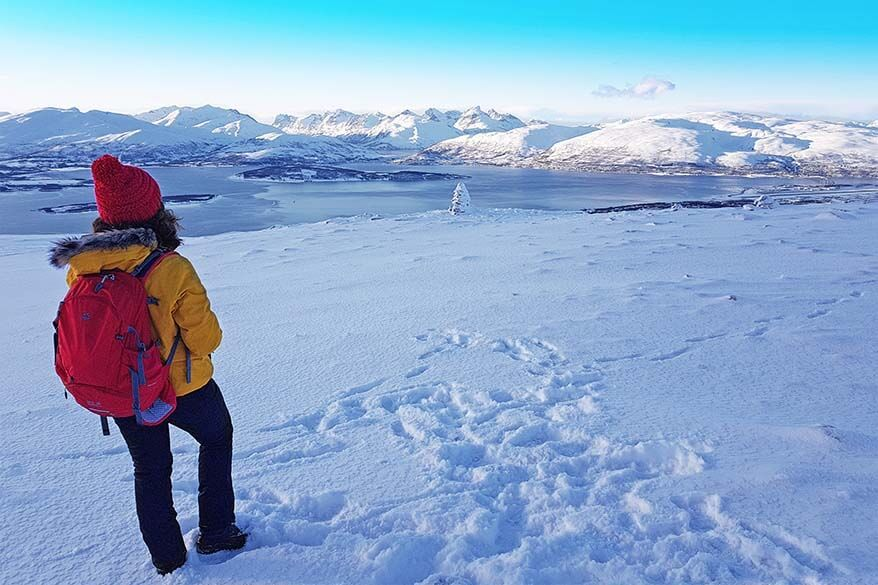 What to wear in Norway in winter - packing list and practical tips