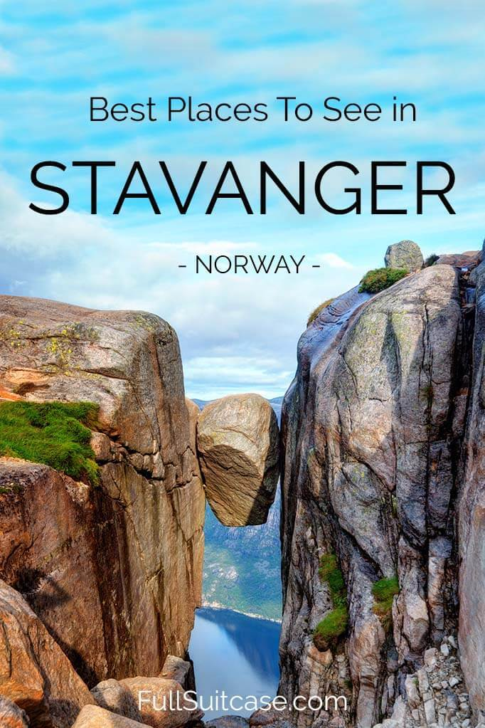 Top things to do in Stavanger Norway