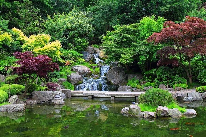 Kyoto Garden - a true hidden gem in London