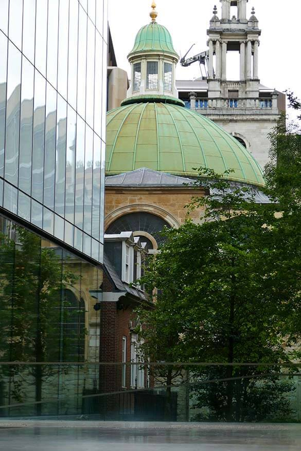 St Stephen Walbrook church is a truly hidden gem in central London