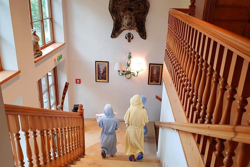 Zugspitz Resort is a perfect place to stay in Ehrwald with kids