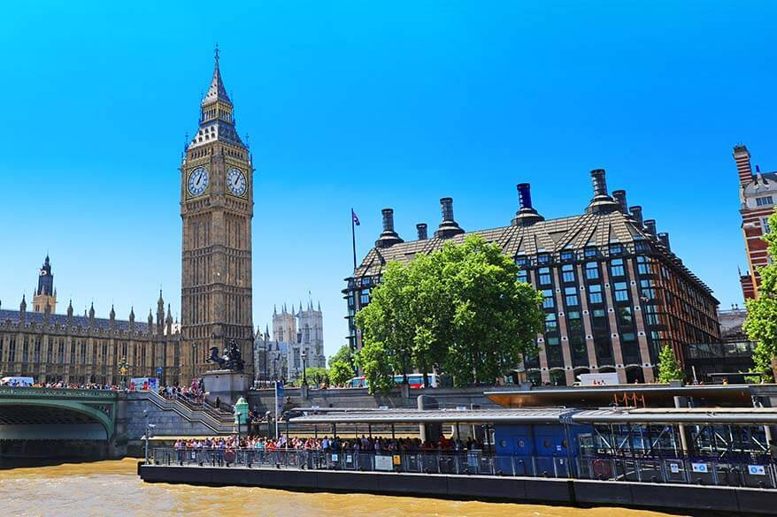 First-timer's guide to London (practical tips for your visit)