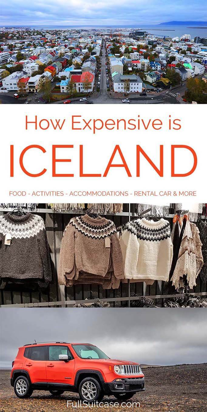 How much money do you need for a trip to Iceland