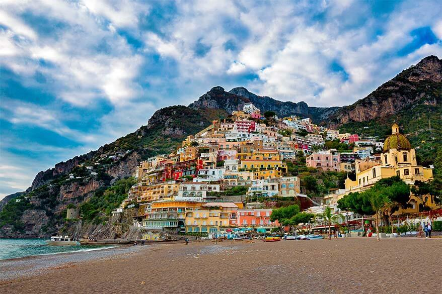 Complete Amalfi Coast Itinerary (See the Best Places in 1 to 5 Days)