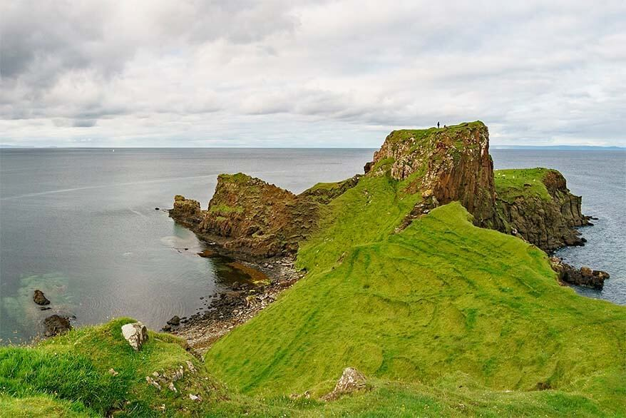 Rubha nam Brathairean (Brother's Point) on the Isle of Skye