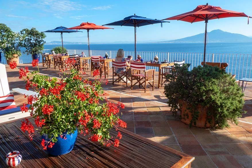 Sorrento is one of the best places to stay for exploring the Amalfi Coast