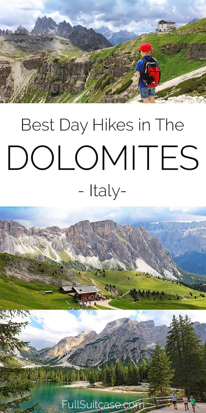 Best hikes in the Dolomites that you shouldn't miss