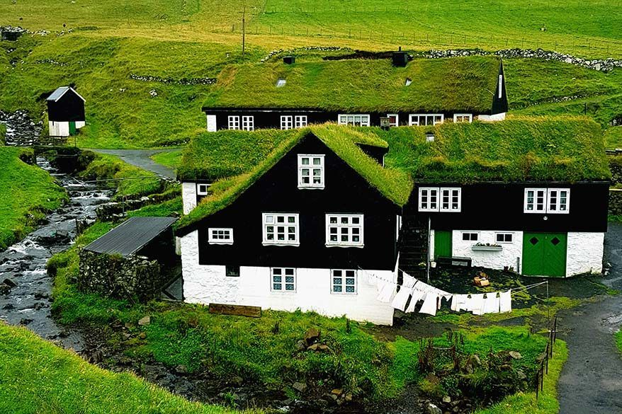 Faroe Islands itinerary - see all the best places in 9 days
