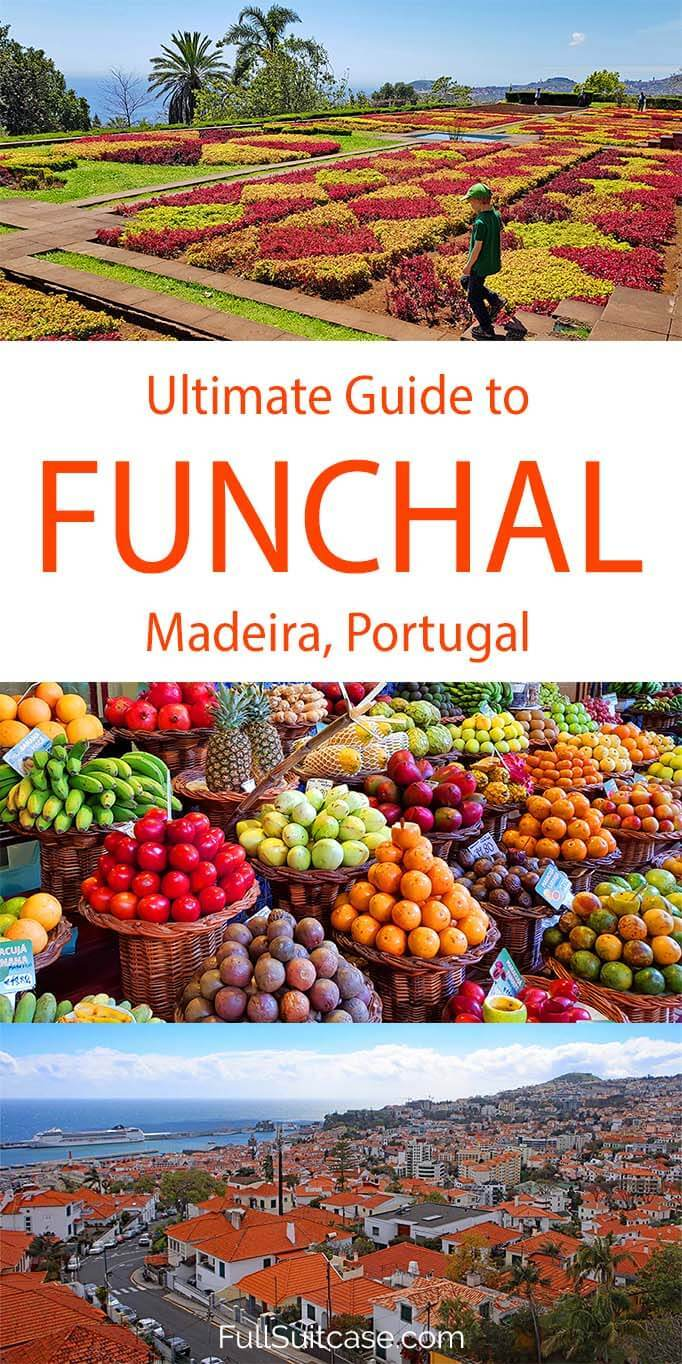 Best things to do in Funchal Madeira