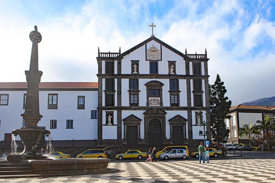 Jesuit College of Funchal, Madeira Portugal