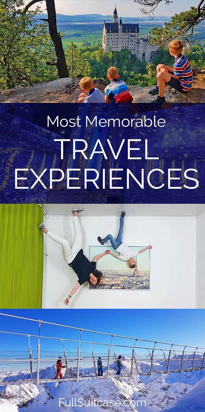 Most memorable travel experiences of 2018