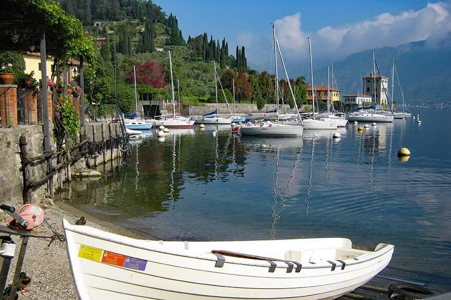 Pescallo village is one of the best places to see in Bellagio